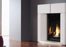 Cove Series. Direct Vent Gas Fireplace Insert