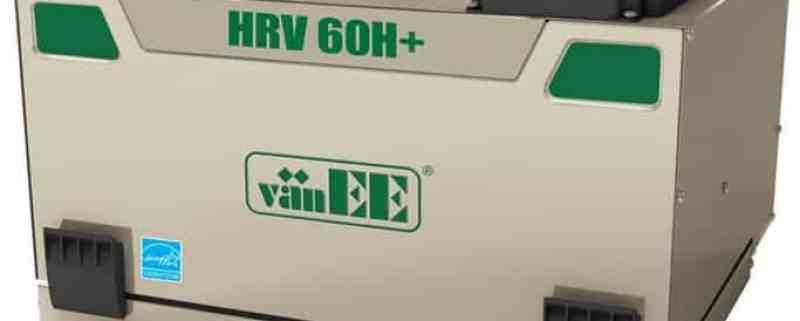 vanEE Bronze Series - HRV 60H
