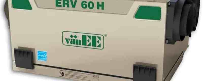 ERV 60H Bronze Series - vänEE Residential air exchanger