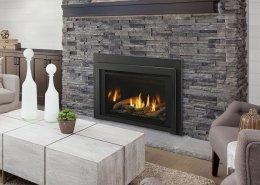 Majestic Ruby Fireplace Impressive Climate Control Ottawa