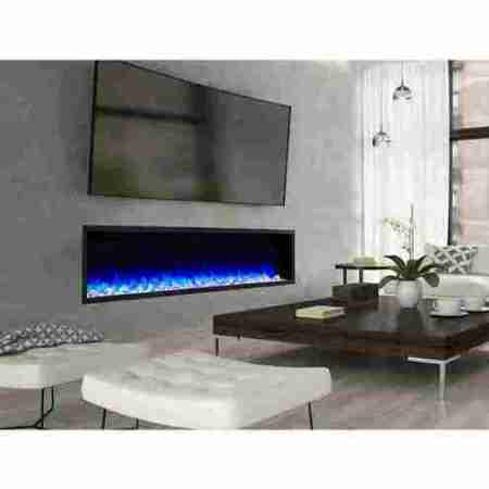 Electric-Fireplace-SimpliFire Scion-78-Impressive-Climate-Control-Ottawa