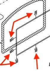 Regency-Glass-Retainer-Clips-&-Screws-846-920-Impressive-Climate-control-ottawa-168x236