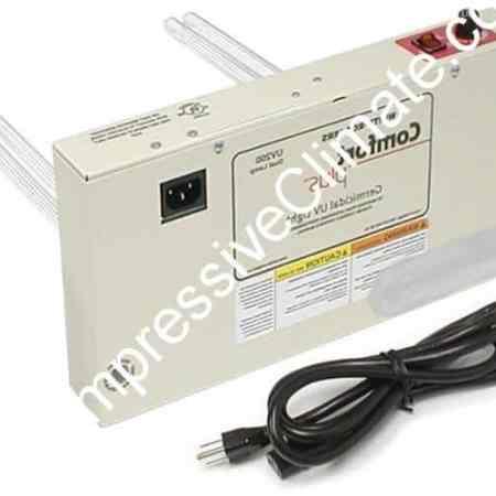 White-Rodgers-UV200-UV-Air-Cleaner-Dual-Lamp-impressive-climate-control-ottawa-600x500