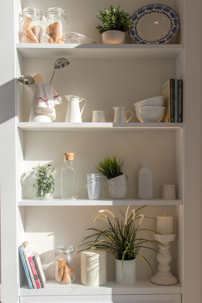 shelving- organization- design- interior design- eye candy- accessories- bins- boxes- baskets- hastings- minnesota