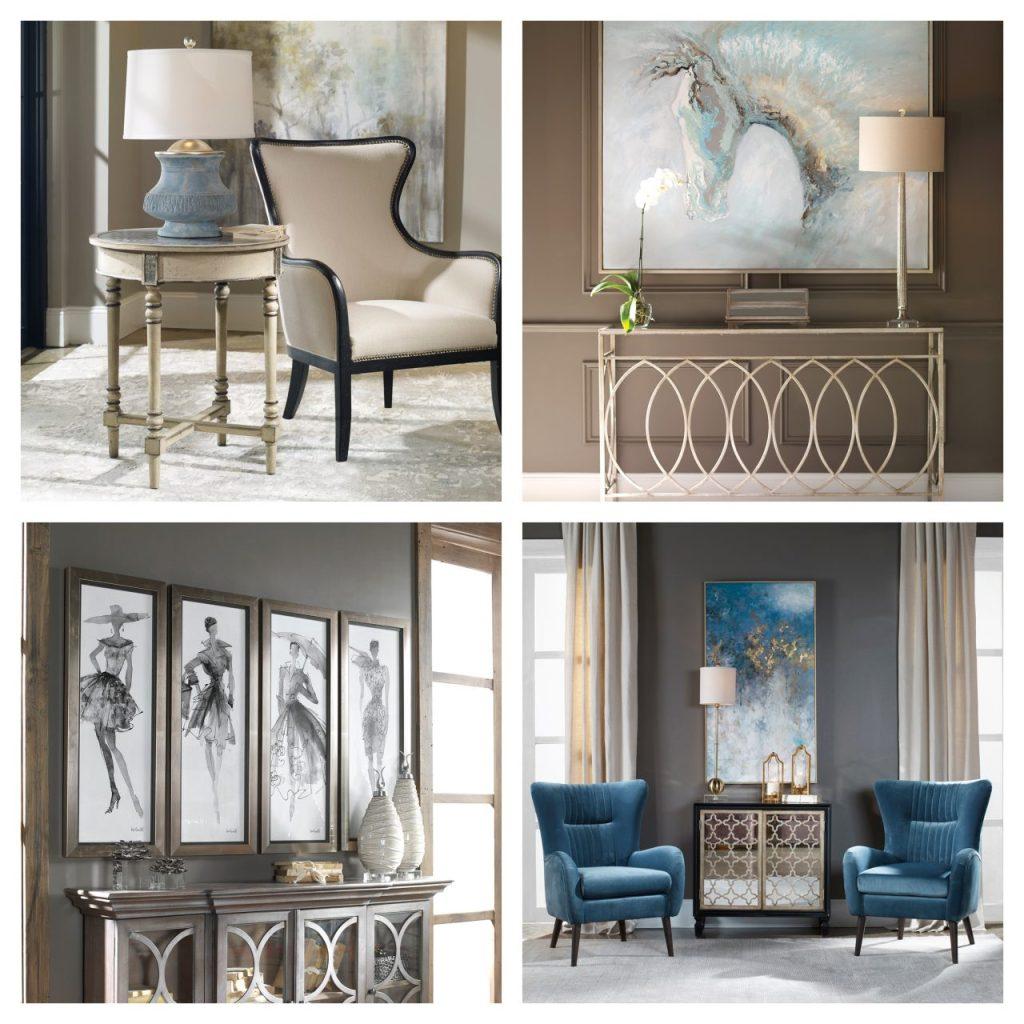 uttermost- furniture- tables- artwork- upholstery- hastings- minnesota- eye candy