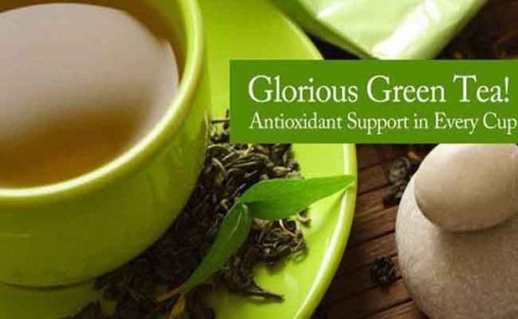 A zöld tea hatékonyan véd a rák ellen.