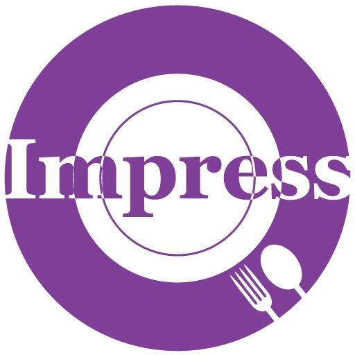 Impress Not Stress Logo
