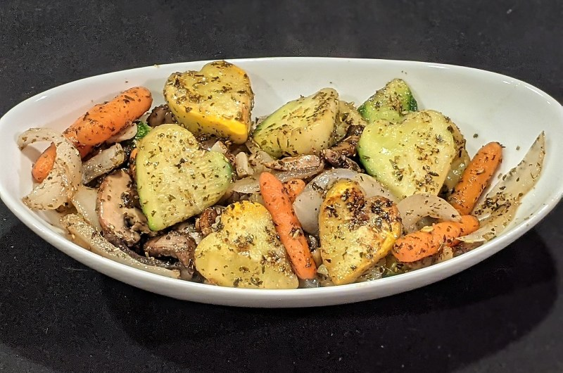 Simple Sautéed Vegetables