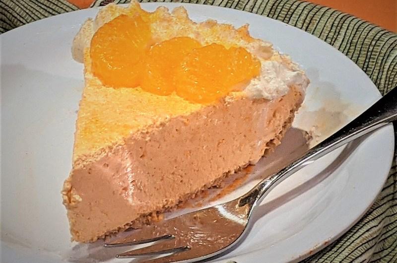 Dreamsicle Pie