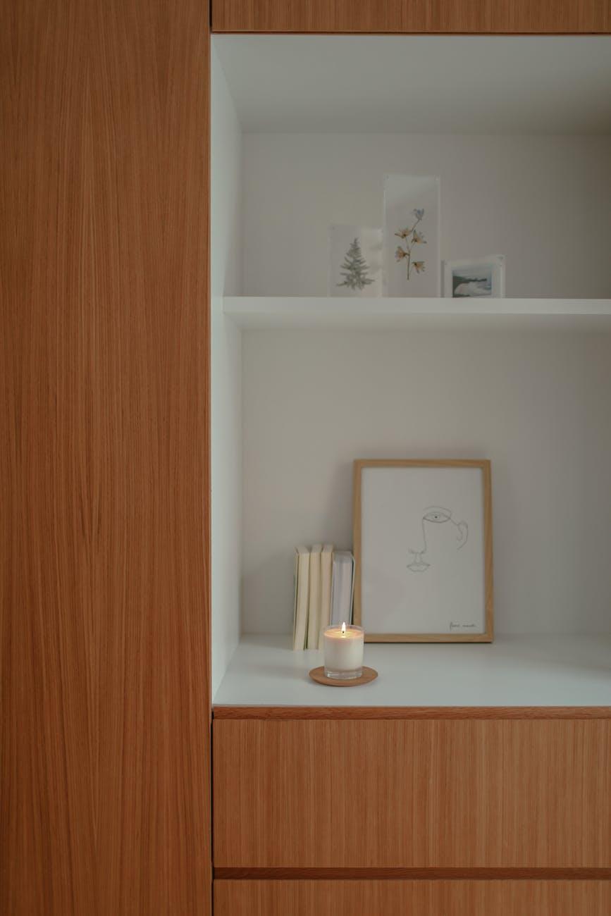 wood wall house luxury