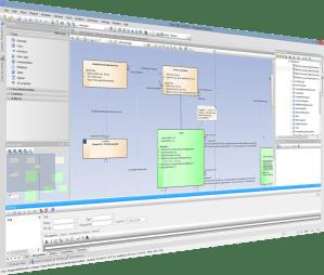 Screenshot of Enterprise Architect