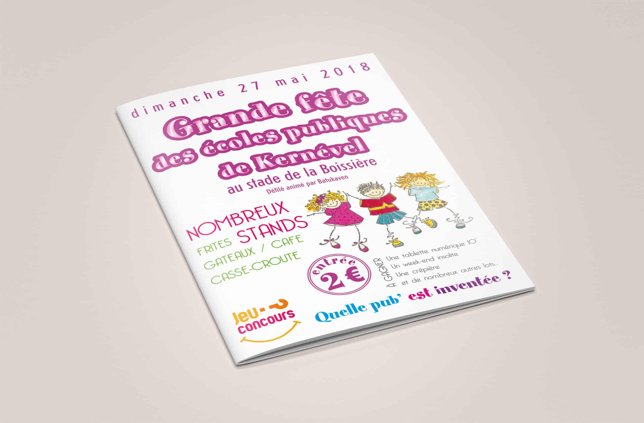 Brochure A5 - Amicale Laïque - Kernevel