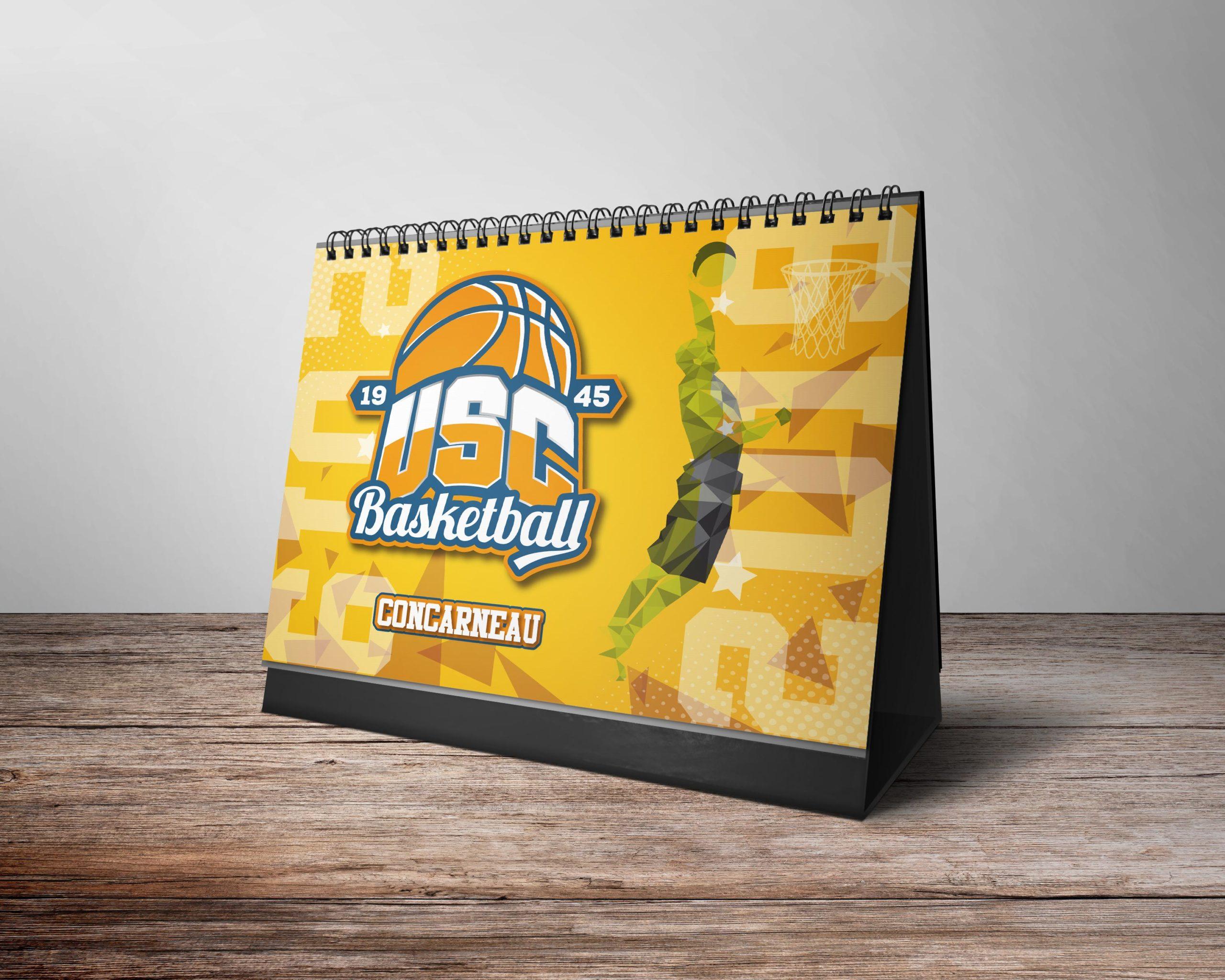 USC Basket Concarneau - Calendrier 2019