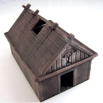 macheta de casa de poveste demontabila imprimata 3d moldova