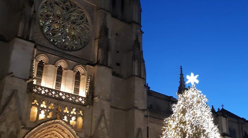Eglise Saint-André, Place Pey-Berland, Bordeaux.
