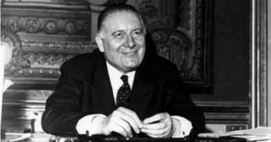 Alain Poher : l'inconnu de l'Elysée