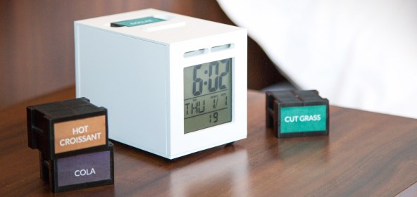 SensorWake-Smell-Based-Alarm-Clock