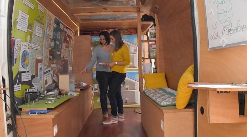 La Maison Eco'Mobile contre la précarité énergétique