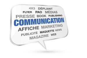 papier: média de communication