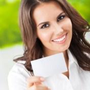 Faites savoir à vos contacts quel intérêt pourront-ils tirer de votre carte de visite?
