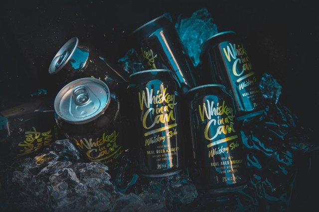 Whiskey In A Can Photo