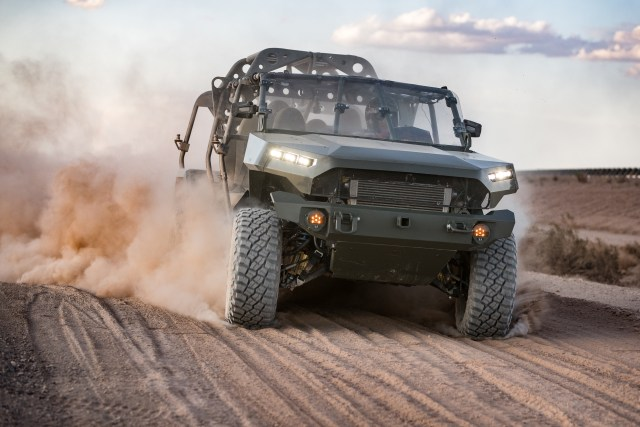 U.S. Army has awarded GM Defense LLC, $214.3M production contrac