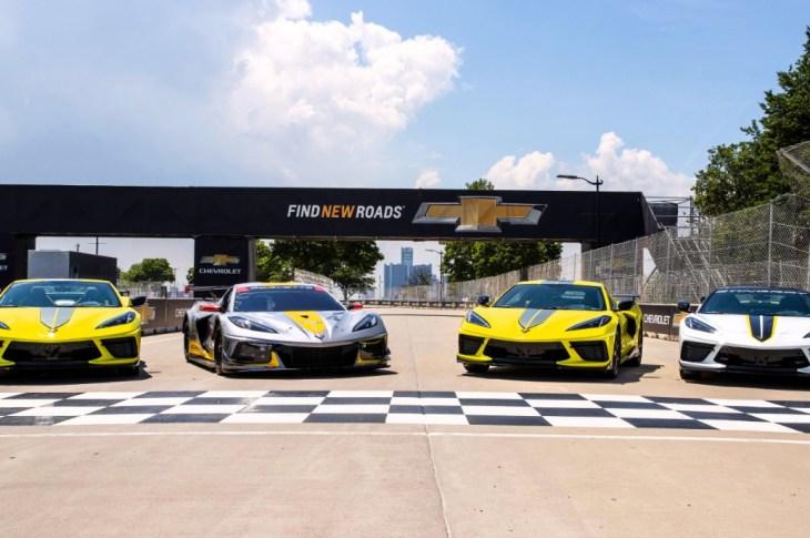 IMPRINTent, IMPRINT Entertainment, YOUR CULTURE HUB, Corvette Stingray, Corvette, Chevy, Chevrolet, Race Car, Fast Cars, Sports Car