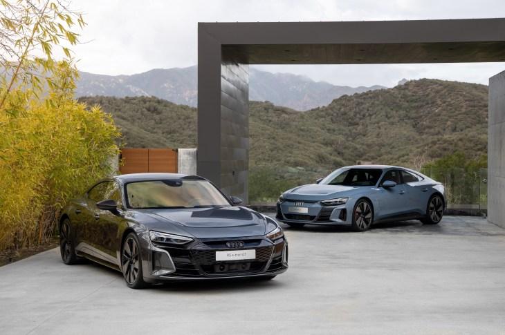 IMPRINTent, IMPRINT Entertainment, YOUR CULTURE HUB, Audi, Electric Cars, RS e-tron GT, 2022 Audi e-tron GT