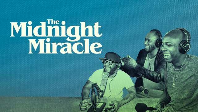 IMPRINTent, IMPRINT Entertainment, YOUR CULTURE HUB, David Letterman, The Midnight Miracle Podcast, Dave Chappelle, Kweli, bey