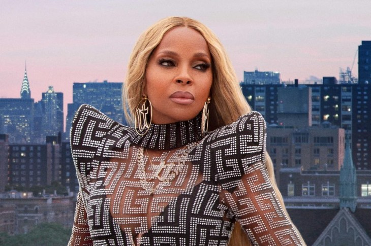 """IMPRINTent, IMPRINT Entertainment, Mary J. Blige, Sean """"Diddy"""" Combs, Amazon Prime, Mary J. Blige's My Life"""