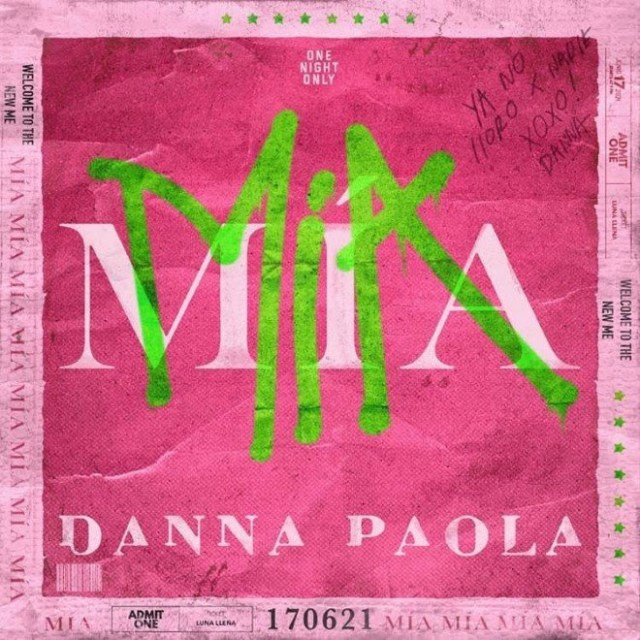 IMPRINTent, IMPRINT Entertainment, YOUR CULTURE HUB, Danna Paola, New Music Releases, Entertainment News, Facebook, Mexican Music, Mexican Supastar, Latin Pop, MTV MIAW 2021, Mexico City,