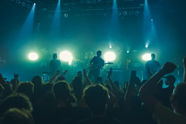 IMPRINTent, IMPRINT Entertainment, YOUR CULTURE HUB, IMPRINTentCHICAGO, Between The Buried And Me, Rock Music, Rock Band, Entertainment News, House of Blues Chicago, HOB Chicago, Jason Vega