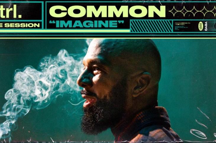 IMPRINTent, IMPRINT Entertainment, YOUR CULTURE HUB, Common, VEVO, VEVO Ctrl, Hip-Hop, Hip-Hop Music, New Music Releases, Entertainment News, Jazz-Rap, Ra Music, Rap Artist,