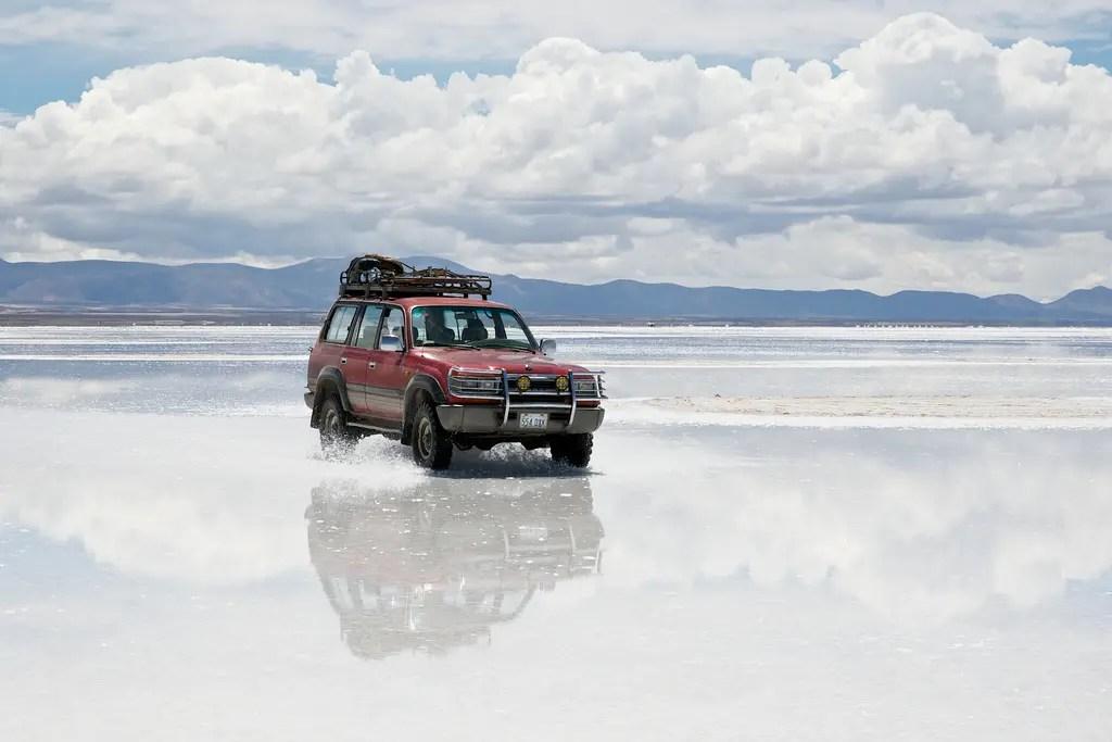 Reisepläne 2018 Bolivien