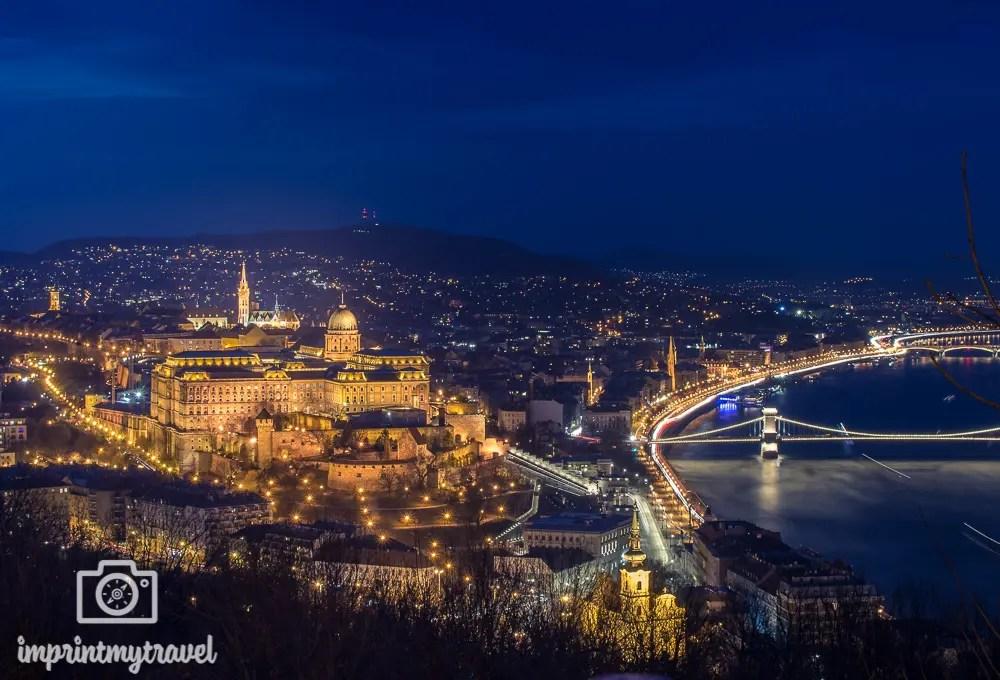 Reisepläne 2018 Budapest