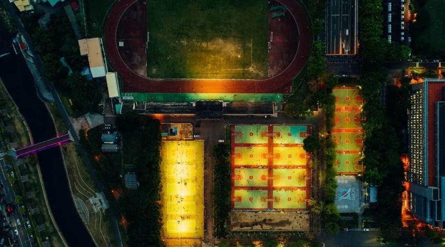 空中攝影無人機空拍 0011