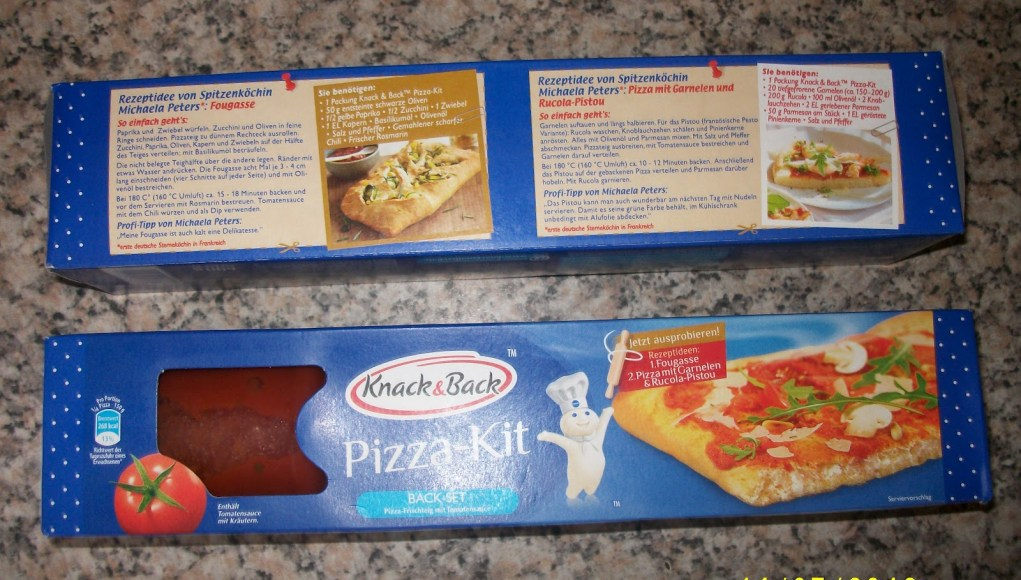 Pizza in Lattina