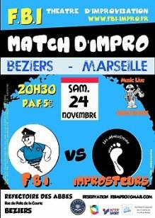 Match à Béziers (2012)