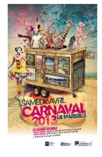 Carnaval de Marseille 2013