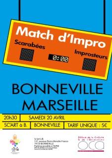 Match à Bonneville (2013)