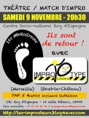 Match avec les Imprototypes (2013)