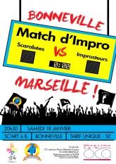 Match à Bonneville (2014)