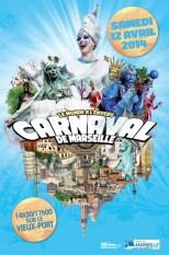 Carnaval de Marseille 2014