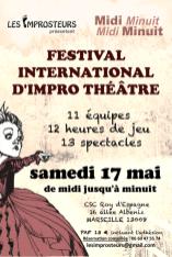 Festival Midi-Minuit 2014
