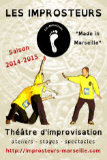 Flyer saison 2014-2015