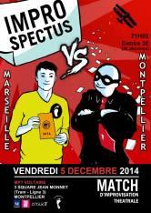 Match à Montpellier (2014)