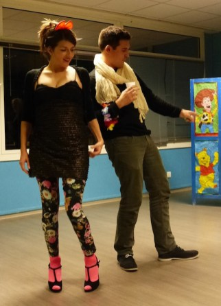 Shirley Mitho et Dino Bobo