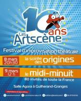 10 ans artscenes