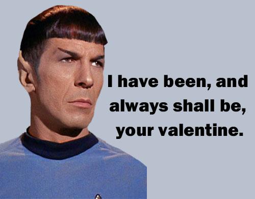 valentine-spock