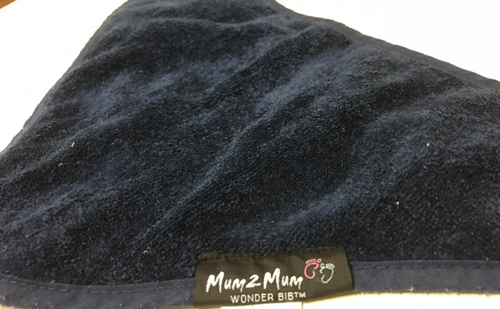MUM 2 MUM/マムトゥーマム 表面はタオル
